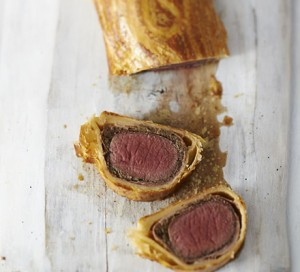 Venison Wellington Recipe